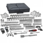 Apex 80933 GearWrench 216 Piece Mechanics Tool Sets