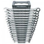 Apex 85099 GearWrench XL Combination Ratcheting Wrench Sets