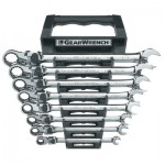 Apex 85798 GearWrench XL Locking Flex Combination Ratcheting Wrench Sets