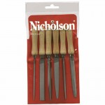 Apex 22062NN Nicholson American Pattern File Assortments