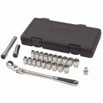 Apex 893823 Pass-Thru Vortex Ratchet Sets
