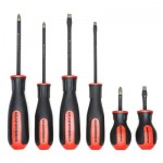 Apex 88920 Phillips/Slotted Dual Material Diamond Tip Screwdriver Sets
