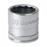 Apex 80683 Surface Drive 12 Point Standard Metric Sockets