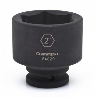 Apex 84105D Surface Drive 6 Point Standard Impact SAE Sockets