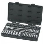 Apex 83000 Surface Drive Socket Sets With 84 Tooth Ratchet
