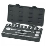 Apex 80706 Surface Drive Socket Sets With 84 Tooth Ratchet