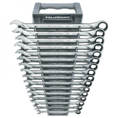 Apex 85099 XL Combination Ratcheting Wrench Sets
