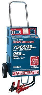 Associated Equipment 6006 Heavy Duty Fast Chargers