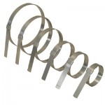 Band-It JS2079 Band-It Jr. Smooth I.D. Clamps