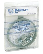 Band-It M21899 Clamp-Pak Clamp Sets