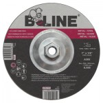 Bee Line Abrasives 90904 Abrasives Depressed Center Combo Wheels