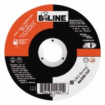 Bee Line Abrasives 69936609075 Depressed Center Cut-Off Wheels