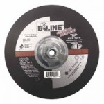 Bee Line Abrasives Depressed Center Grinding Wheels 903-748T