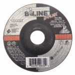 Bee Line Abrasives 69936601823 Flexible Depressed Center Wheels