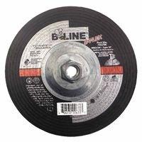 Bee Line Abrasives 69936653151 Flexible Depressed Center Wheels