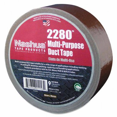 Berry Plastics 1086895 Nashua 2280 General Purpose Duct Tapes