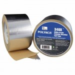 Berry Plastics 1283420 Polyken 340X Utility Extreme Weather Foil Tapes