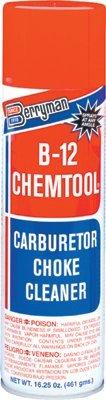 Berryman 117 B-12 CHEMTOOL Carburetor/Choke Cleaners