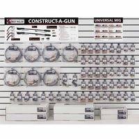Best Welds CAG-DW3B Construct-A-Gun Display
