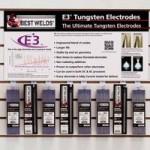 Best Welds E3-DW3 E3 Tungsten Displays