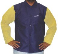 Best Welds 1201-3XL Leather/Sateen Combo Jackets