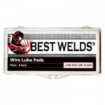 Best Welds LUBE-PAD-6PK-PLAIN Lube Pads