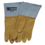 Best Welds 50TIG-L Pigskin TIG Welding Gloves