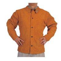 Best Welds Q-1-L Split Cowhide Leather Welding Jackets