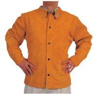 Best Welds Q-1-M Split Cowhide Leather Welding Jackets