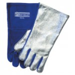 Best Welds 42AL Split Cowhide Front Welding Gloves