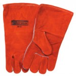 Best Welds 18GC Split Cowhide Kevlar Welding Gloves