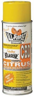 Blaster 16-CBD Citrus Based Degreasers