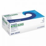 Boardwalk BWK395XLBX Disposable Nitrile Gloves