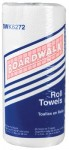 Boardwalk 6272 Household Perforated Paper Towel Rolls