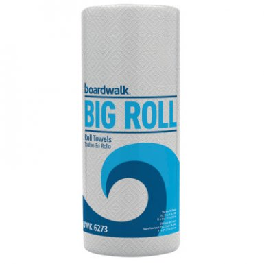Boardwalk BWK6273 Household Perforated Paper Towel Rolls