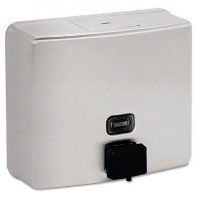 Bobrick BOB4112 Contura Surface-Mounted Soap Dispenser