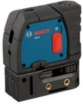 Bosch Power Tools 3-Point Self-Leveling Alignment Lasers 114-GPL3