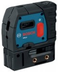 Bosch Power Tools 5-Point Self-Leveling Alignment Lasers 114-GPL5