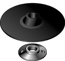 Bosch Power Tools MG0450 Backing Pads