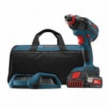 Bosch Power Tools IDH182WC-102 Bosch Tool Corporation 18V Cordless Impact Driver