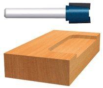 Bosch Power Tools 85249M Carbide-Tipped Hinge Mortising Router Bits