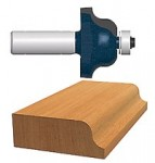 Bosch Power Tools 85270M Carbide-Tipped Ball Bearing Pilot Roman Ogee Router Bits