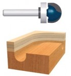 Bosch Power Tools 85445M Carbide-Tipped Core Box Router Bits