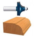 Bosch Power Tools 85494M Carbide-Tipped Ball Bearing Pilot Beading Router Bits