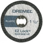 Bosch Power Tools EZ476 Dremel EZ Lock Cut-Off Wheels