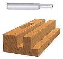 Bosch Power Tools 85180 HSS Plunge Cutting Straight Router Bits