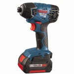 Bosch Power Tools 25618-01 Litheon Impactor Cordless Fastening Drivers