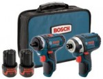 Bosch Power Tools CLPK27-120 Litheon Cordless Combo Kits