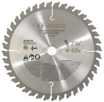 Bosch Power Tools PRO72540NF Professional Series Metal Cutting Circular Saw Blades for Non-Ferrous Metals