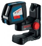 Bosch Power Tools GLL2-50 Self-Leveling Cross-Line Lasers